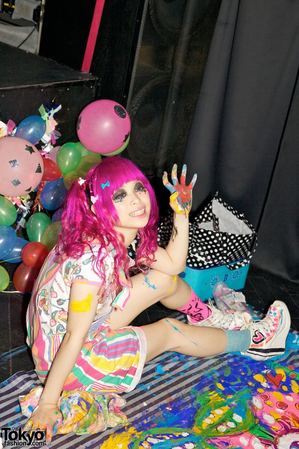 Harajuku Fashion Party Pop N Cute #3 (49)
