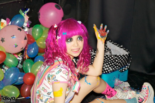 Harajuku Fashion Party Pop N Cute #3 (50)