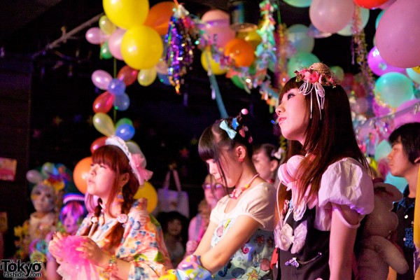 Harajuku Fashion Party Pop N Cute #3 (53)