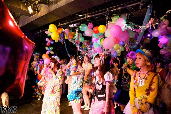 Harajuku Fashion Party Pop N Cute #3 (54)