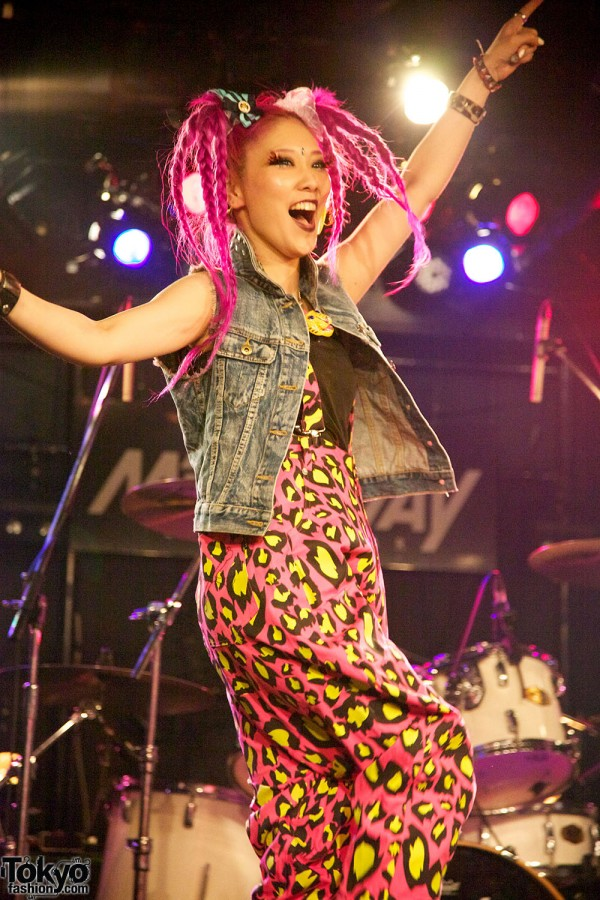 Harajuku Fashion Party Pop N Cute #3 (68)