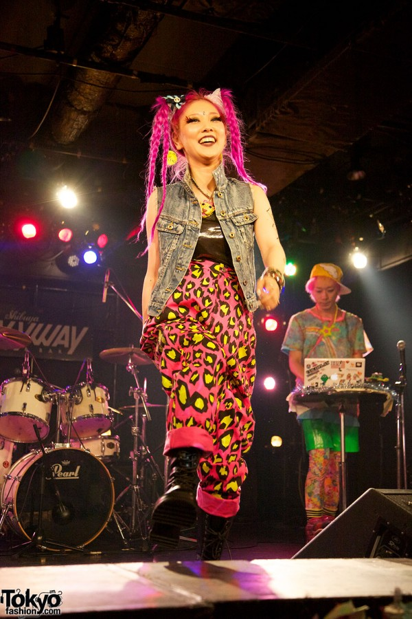 Harajuku Fashion Party Pop N Cute #3 (69)
