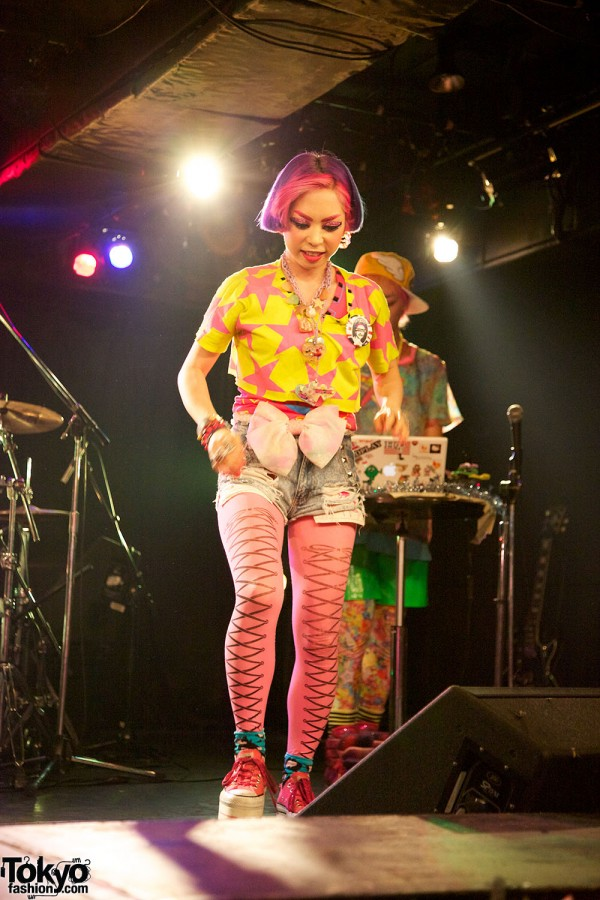Harajuku Fashion Party Pop N Cute #3 (70)
