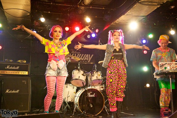 Harajuku Fashion Party Pop N Cute #3 (71)