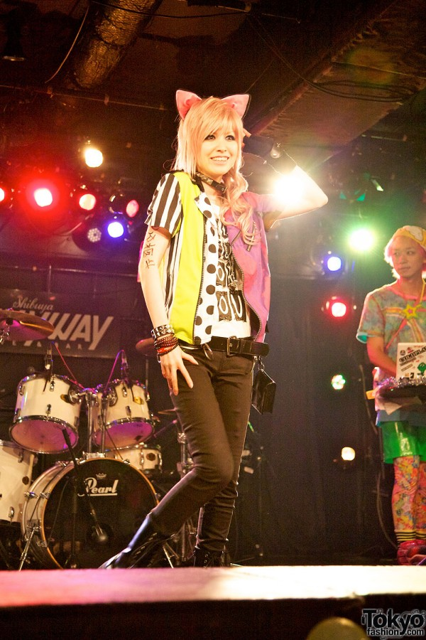 Harajuku Fashion Party Pop N Cute #3 (74)