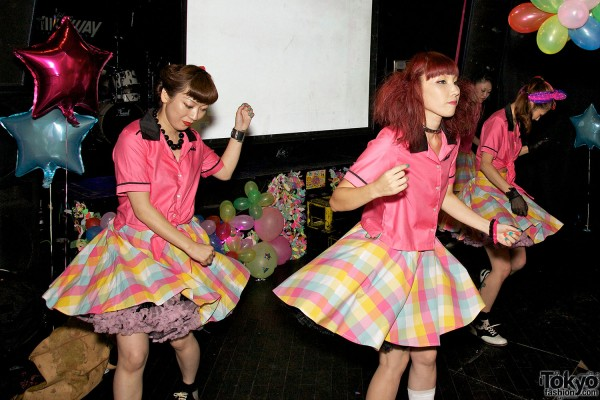 Harajuku Fashion Party Pop N Cute #3 (77)