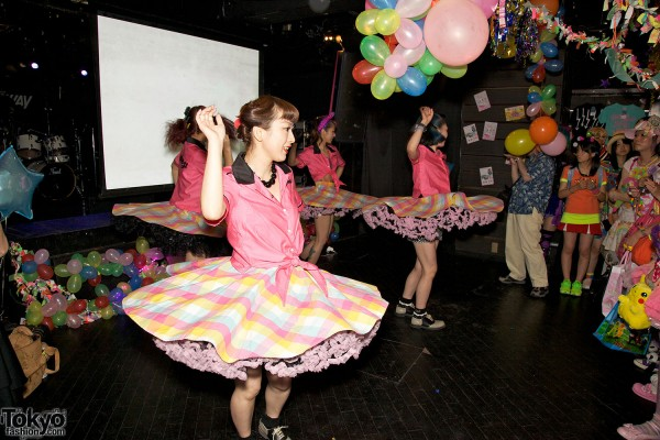 Harajuku Fashion Party Pop N Cute #3 (79)