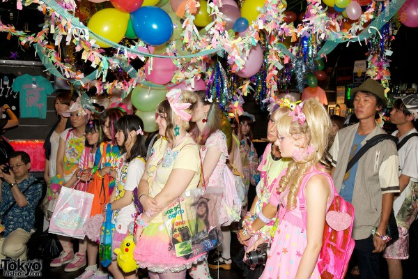 Harajuku Fashion Party Pop N Cute #3 (80)