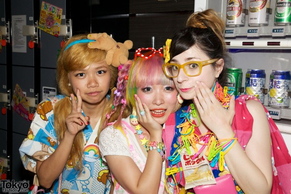Harajuku Fashion Party Pop N Cute #3 (81)