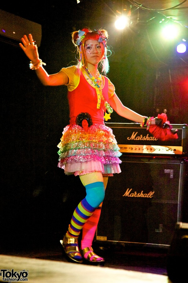 Harajuku Fashion Party Pop N Cute #3 (85)