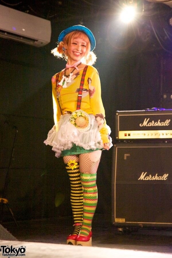 Harajuku Fashion Party Pop N Cute #3 (92)