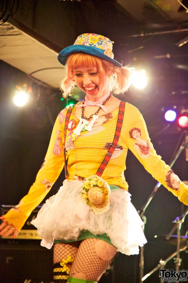 Harajuku Fashion Party Pop N Cute #3 (93)
