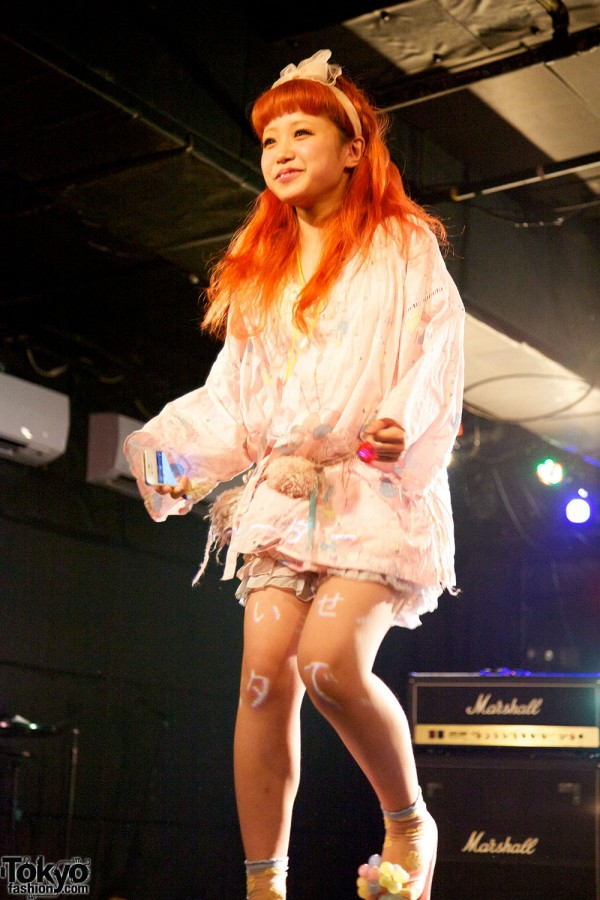 Harajuku Fashion Party Pop N Cute #3 (100)