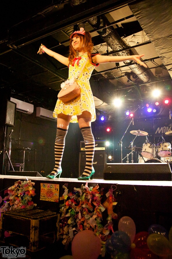 Harajuku Fashion Party Pop N Cute #3 (102)