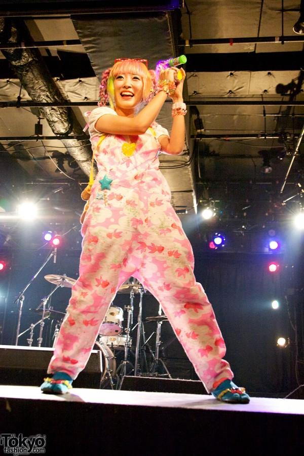 Harajuku Fashion Party Pop N Cute #3 (105)