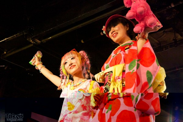 Harajuku Fashion Party Pop N Cute #3 (108)