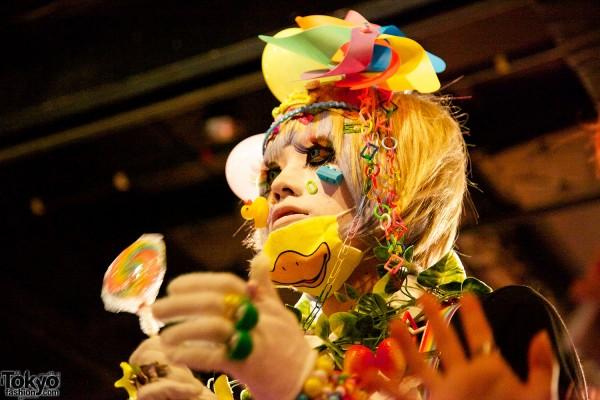 Harajuku Fashion Party Pop N Cute #3 (109)