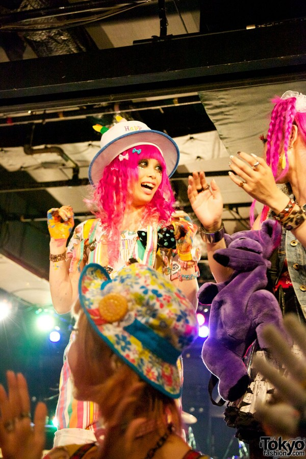 Harajuku Fashion Party Pop N Cute #3 (114)