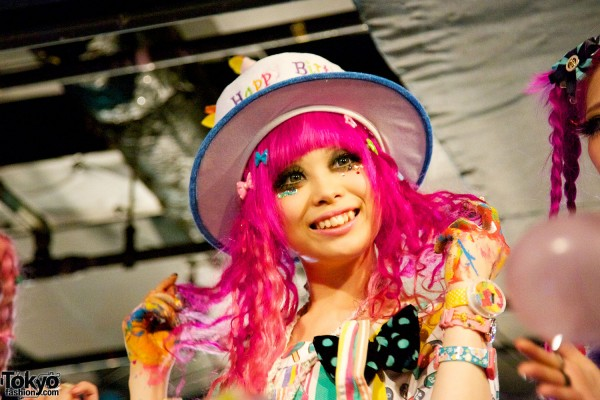 Harajuku Fashion Party Pop N Cute #3 (118)