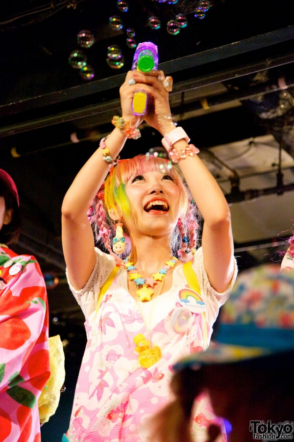 Harajuku Fashion Party Pop N Cute #3 (119)
