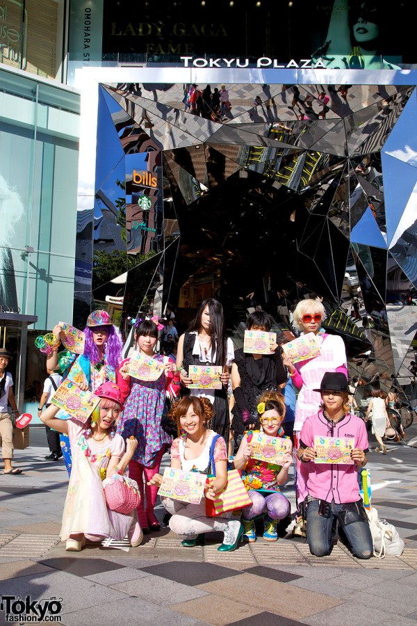 Pop N Cute Harajuku Fashion Party Summer 2012 (2)