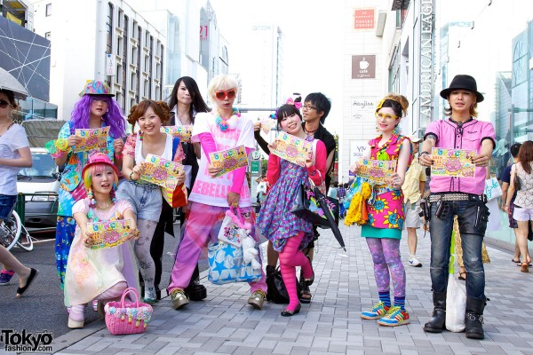 Pop N Cute Harajuku Fashion Party Summer 2012 (3)