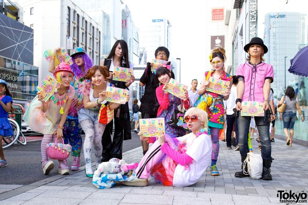 Pop N Cute Harajuku Fashion Party Summer 2012 (5)