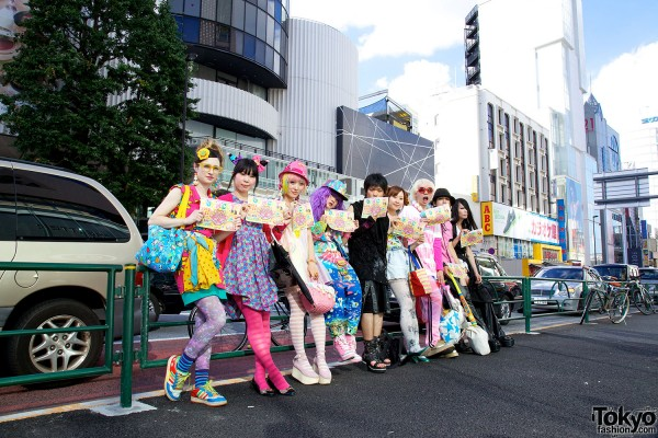 Pop N Cute Harajuku Fashion Party Summer 2012 (6)