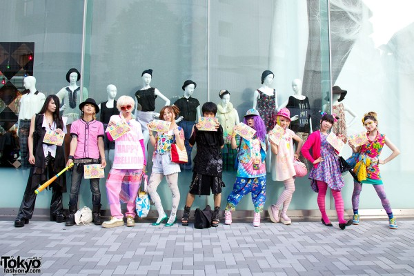 Pop N Cute Harajuku Fashion Party Summer 2012 (7)