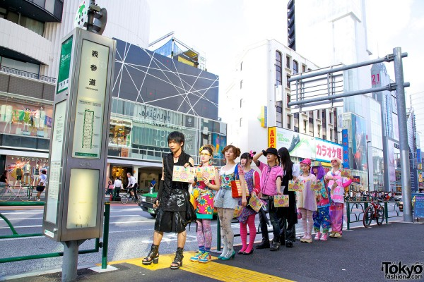 Pop N Cute Harajuku Fashion Party Summer 2012 (8)