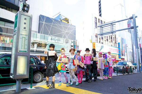Pop N Cute Harajuku Fashion Party Summer 2012 (9)