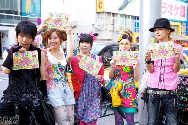 Pop N Cute Harajuku Fashion Party Summer 2012 (11)
