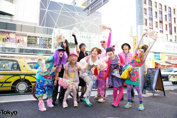 Pop N Cute Harajuku Fashion Party Summer 2012 (12)