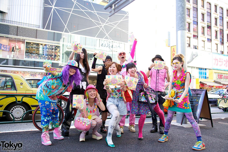 Pop N Cute Harajuku Fashion Party Summer 2012 (13)