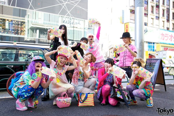 Pop N Cute Harajuku Fashion Party Summer