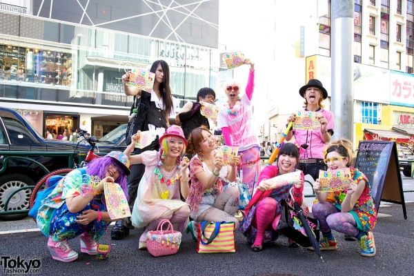 Pop N Cute Harajuku Fashion Party Summer 2012 (15)