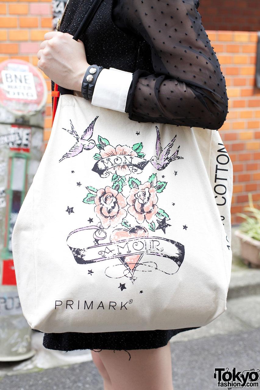 Primark Tote Bag Tokyo Fashion News