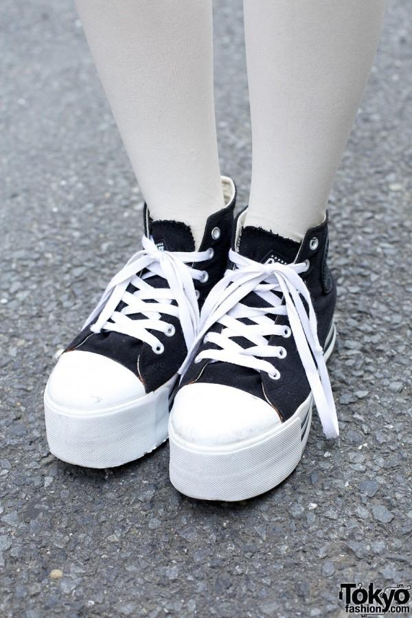 Resale platform sneakers