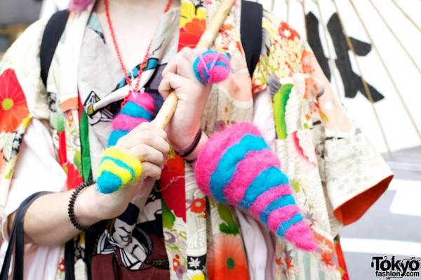 Handmade Accessories by Maro Broken Doll
