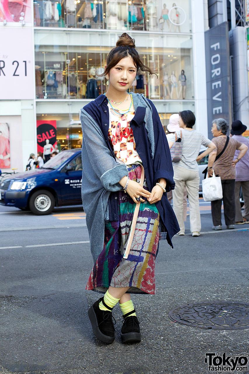Vladimir Karaleev Sweater in Harajuku