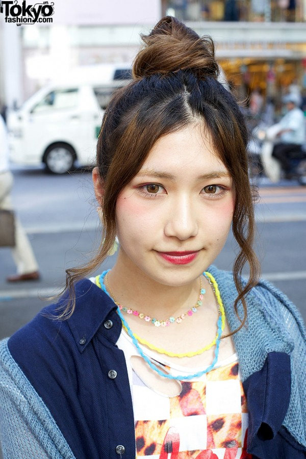 Minami from Tokyo Bopper