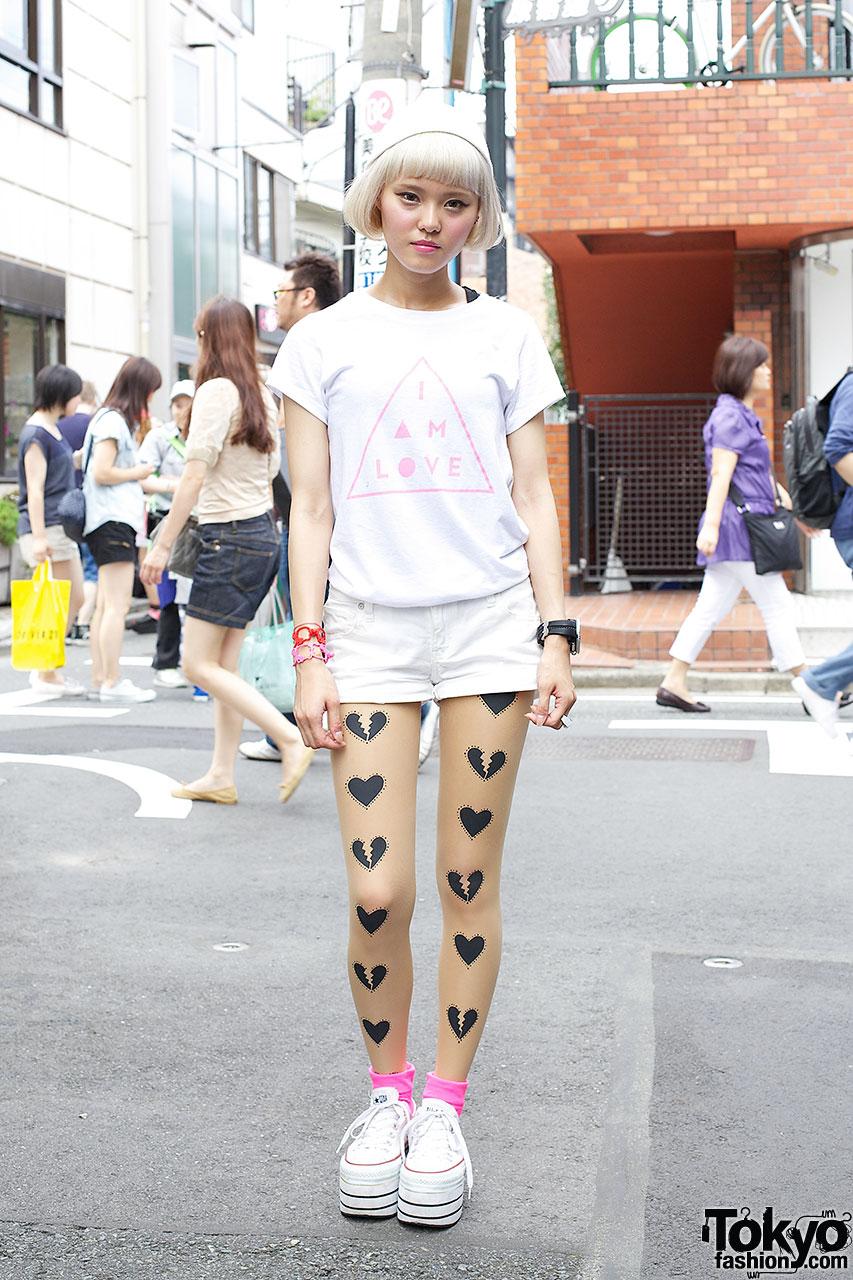 Nadia Harajuku Kissy