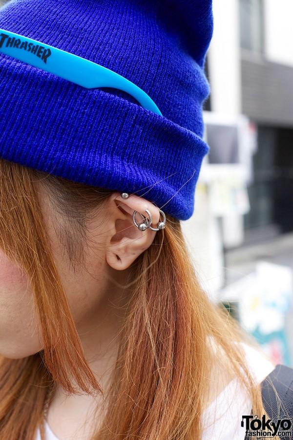 Ear hoops & studs