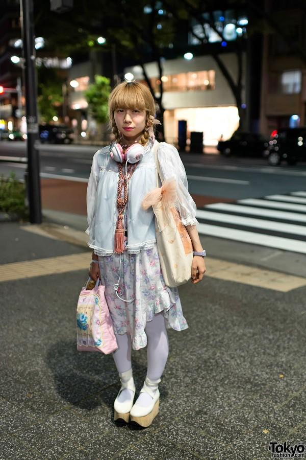 Vintage & Dolly Kei Japanese Fashion