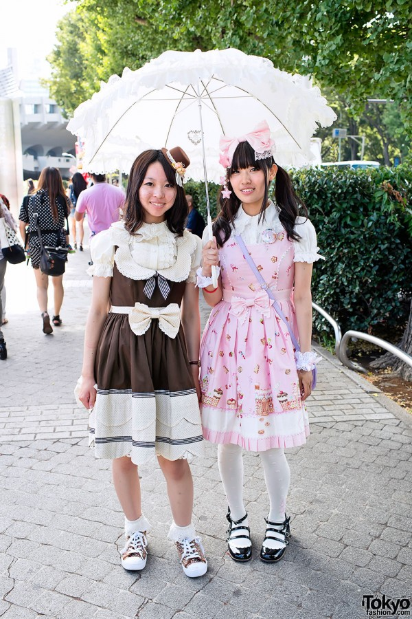 An Cafe Fan Fashion in Harajuku (17)