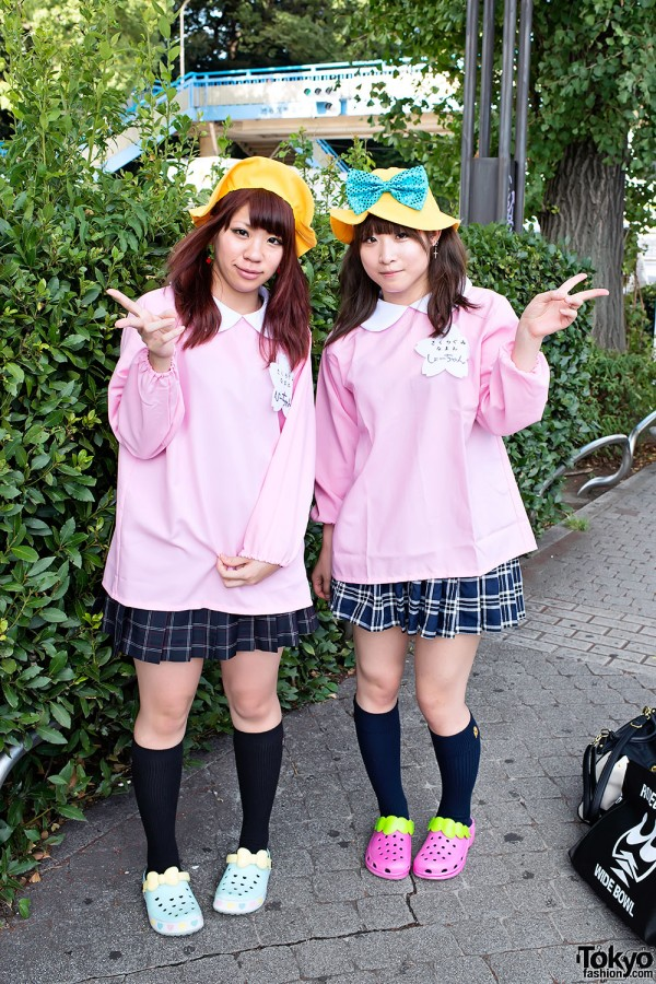 An Cafe Fan Fashion in Harajuku (35)