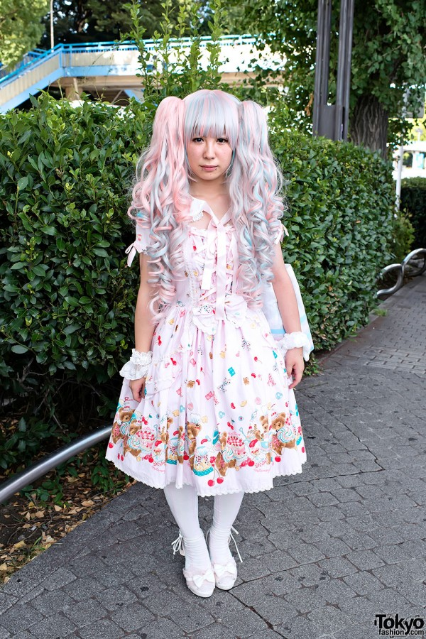 An Cafe Fan Fashion in Harajuku (41)