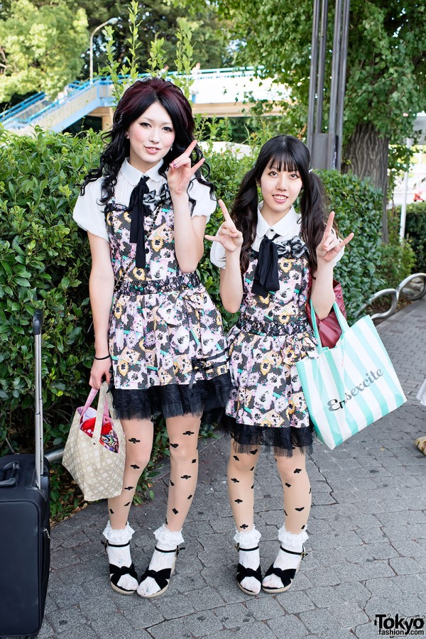 An Cafe Fan Fashion in Harajuku (54)