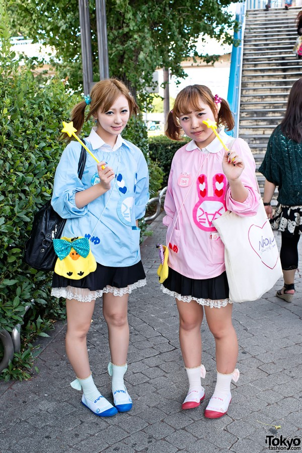 An Cafe Fan Fashion in Harajuku (56)