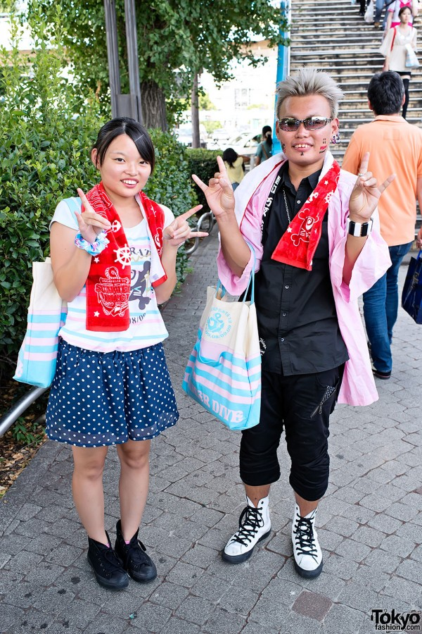 An Cafe Fan Fashion in Harajuku (58)